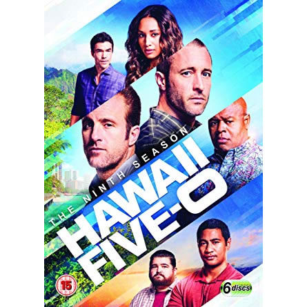 Hawaii Five-0 - The Complete Season 9 DVD (for NZ Buyers)