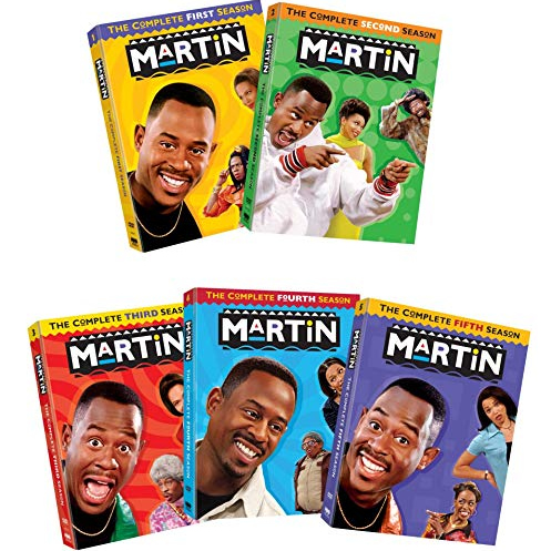 Martin - The Complete Season 1-5 DVD (for NZ Buyers)