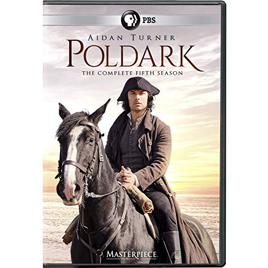 Masterpiece: Poldark - The Complete Season 5 DVD (for NZ Buyers)