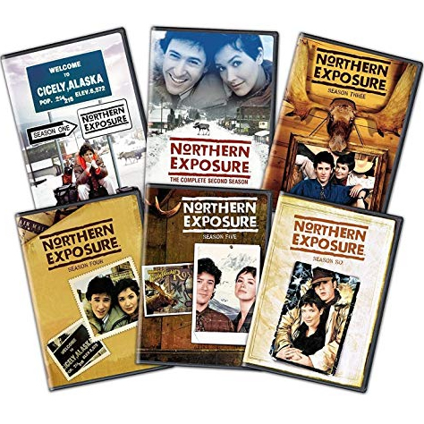 Northern Exposure - The Complete Season 1-6 DVD (for NZ Buyers)