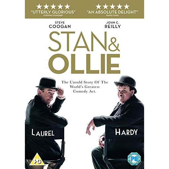 Stan and Ollie 2019 DVD (for NZ Buyers)