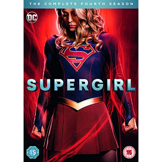 Supergirl - The Complete Season 4 DVD (for NZ Buyers)