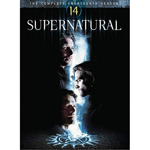 Supernatural - The Complete Season 14 DVD (for NZ Buyers)