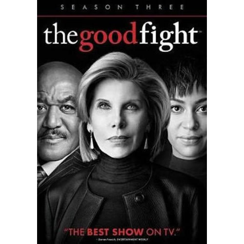 The Good Fight - The Complete Season 3 DVD (for NZ Buyers)