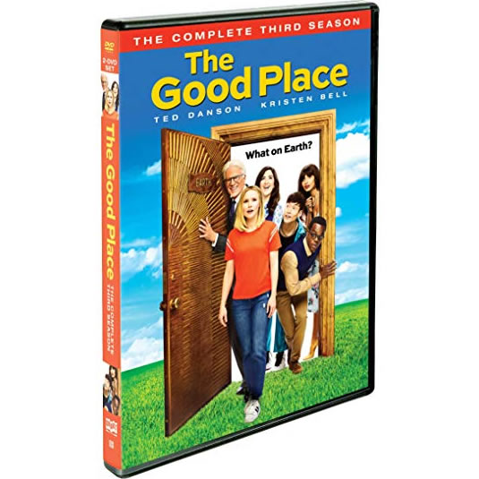 The Good Place - The Complete Season 3 DVD (for NZ Buyers)