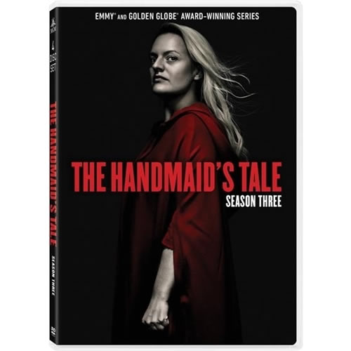 The Handmaid's Tale - The Complete Season 3 DVD (for NZ Buyers)