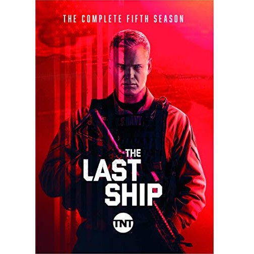 The Last Ship - The Complete Season 5 DVD (for NZ Buyers)
