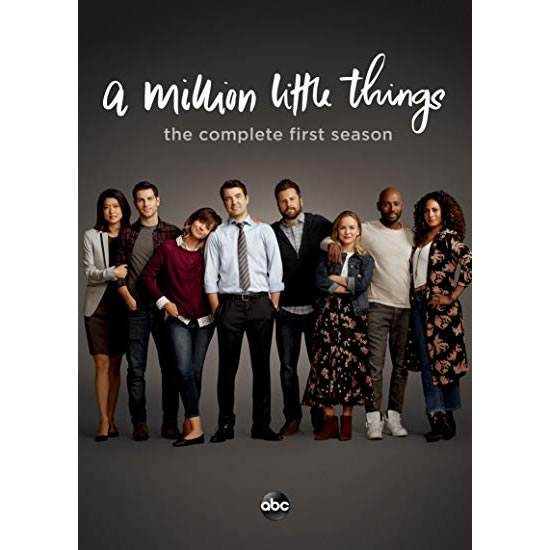 A Million Little Things - The Complete Season 1 DVD (for NZ Buyers)
