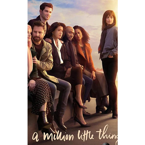 A Million Little Things - The Complete Season 2 DVD (for NZ Buyers)