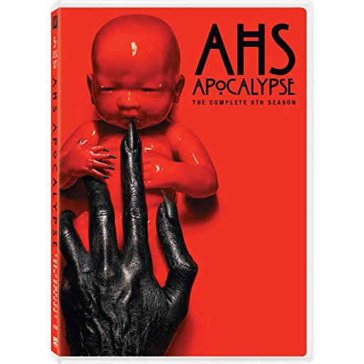 American Horror Story Apocalypse - The Complete Season 8 DVD (for NZ Buyers)