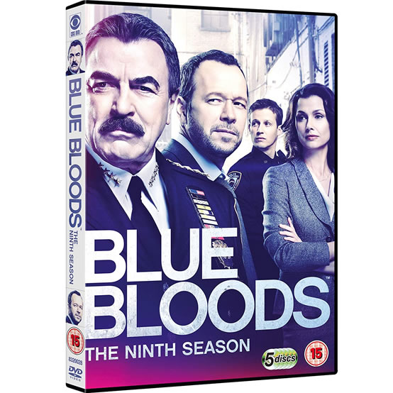 Blue Bloods - The Complete Season 9 DVD (for NZ Buyers)