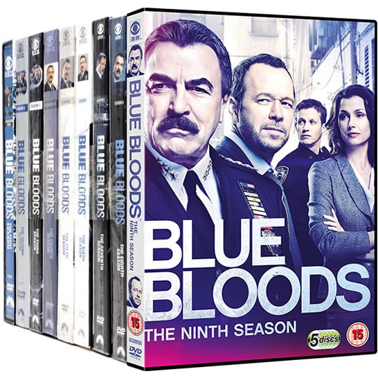 Blue Bloods - The Complete Season 1-9 DVD (for NZ Buyers)