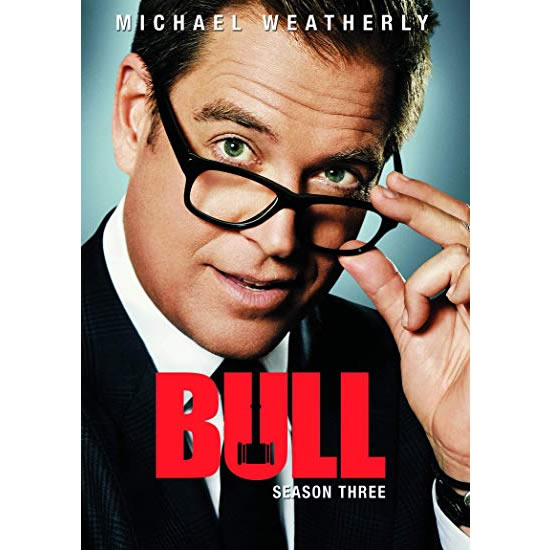 Bull - The Complete Season 3 DVD (for NZ Buyers)