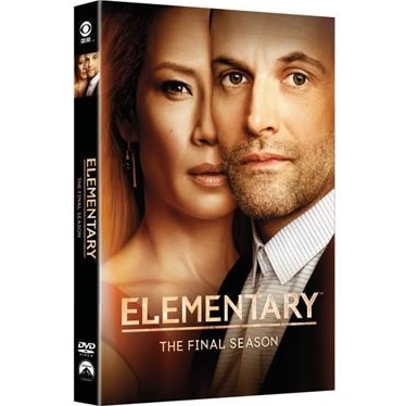 Elementary - The Complete Season 7 DVD (for NZ Buyers)
