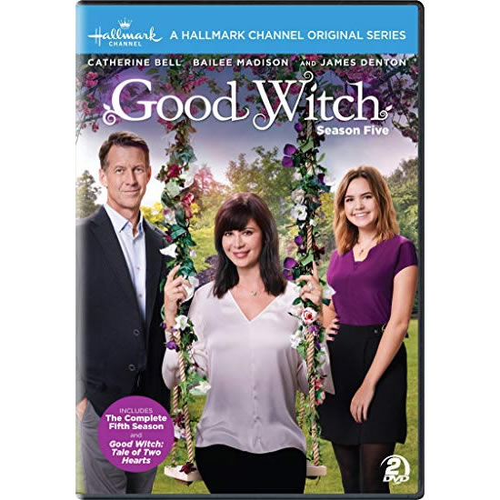 Good Witch - The Complete Season 5 DVD (for NZ Buyers)