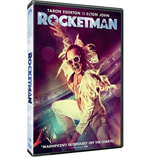 Rocketman DVD (for NZ Buyers)