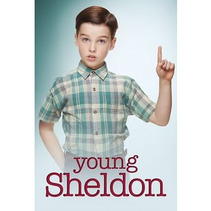 Young Sheldon - The Complete Season 3 DVD (for NZ Buyers)