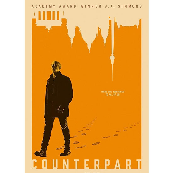 Counterpart - The Complete Season 2 DVD (Pre-order for 2020)