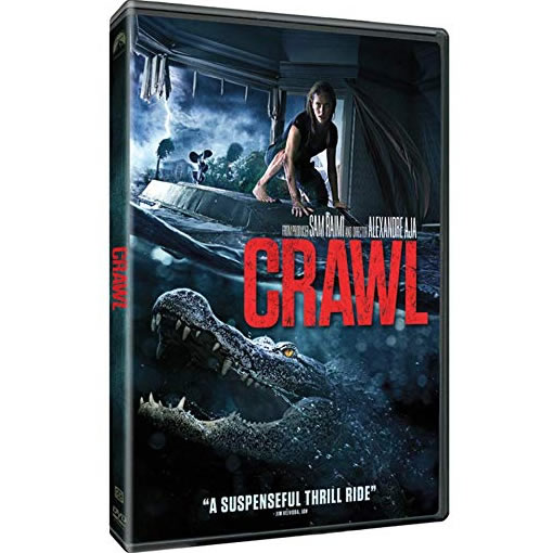 Crawl DVD (for NZ Buyers)