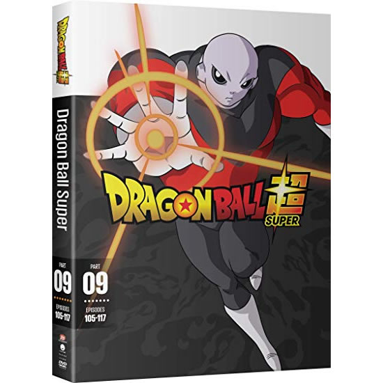 Dragon Ball Super: Part Nine DVD (for NZ Buyers)