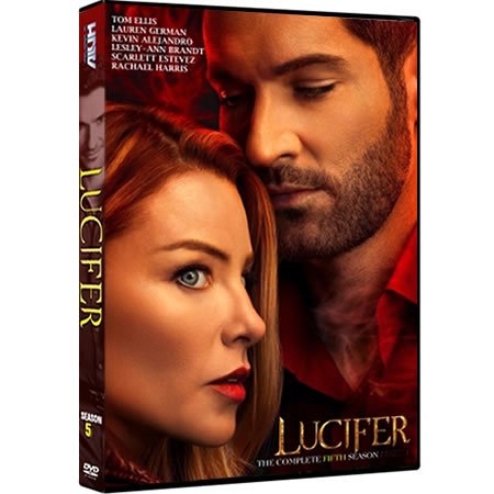 Lucifer – The Complete Season 5 DVD