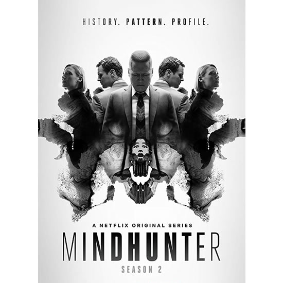 Mindhunter - The Complete Season 2 DVD (Pre-order for 2020)