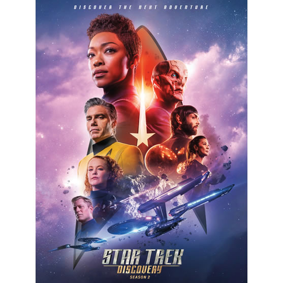 Star Trek: Discovery - The Complete Season 2 DVD (Pre-order for 2020)