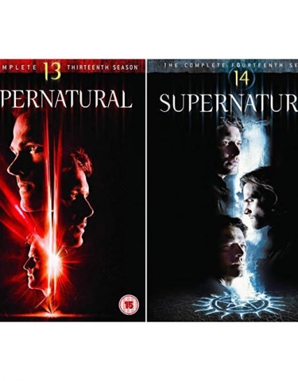 Supernatural: The Complete Series 13-14 (for NZ Buyers)