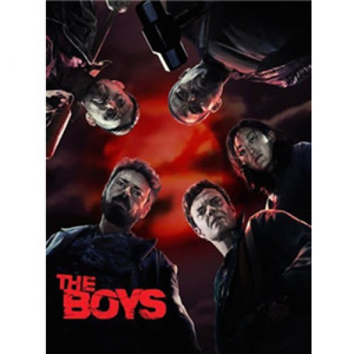 The Boys - The Complete Season 2 DVD (Pre-order for 2020)