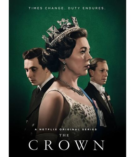 The Crown - The Complete Season 3 DVD (Pre-order for 2020)