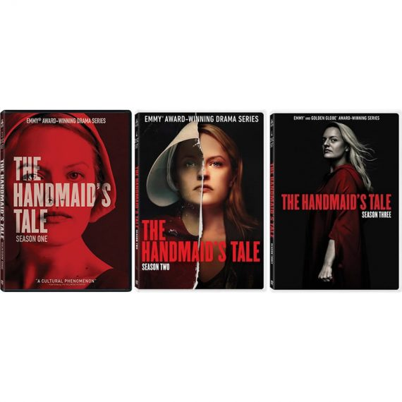 The Handmaid's Tale: The Complete Series 1-3 (for NZ Buyers)