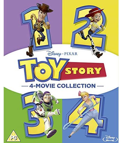 toy story 4 movie collection