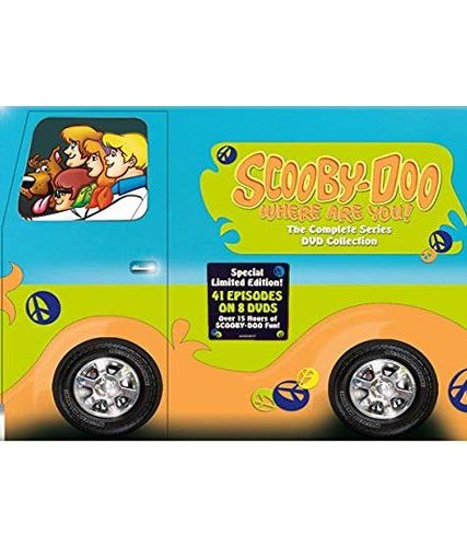 Scooby-Doo Where Are You Complete Series DVD ON SALE (8-Disc 2019)