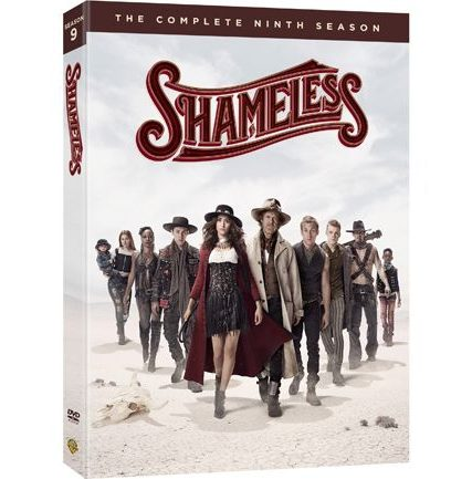 Shameless Season 9 DVD ON SALE (4-Disc 2019)