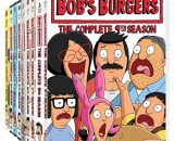 Bob's Burgers Complete Series 1-9 DVD ON SALE (24-Disc 2020)