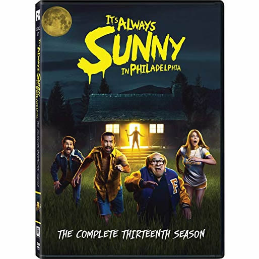 It's Always Sunny in Philadelphia Season 13 DVD ON SALE (2-Disc 2020)
