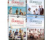 Masterpiece: The Durrells in Corfu Complete Series 1-4 DVD ON SALE (12-Disc 2020)