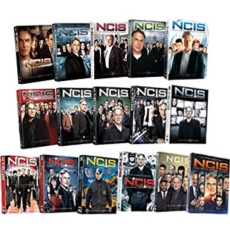NCIS Complete Series 1-16 DVD ON SALE (95-Disc 2019)