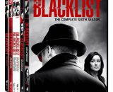 The Blacklist Complete Series 1-6 DVD ON SALE (30-Disc 2020)