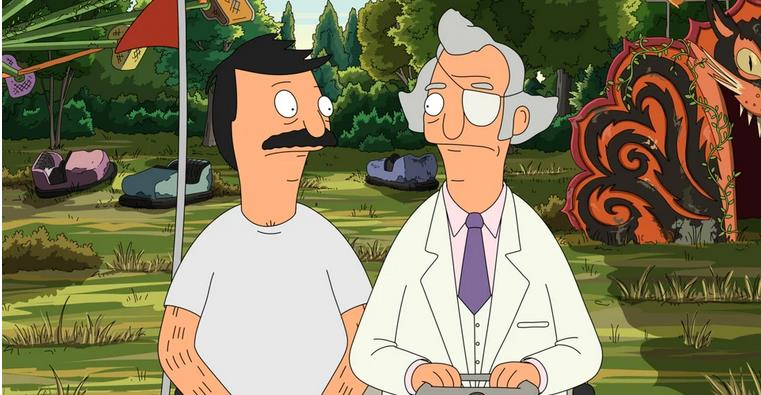 Bob's Burgers: How Kevin Kline's Mr. Fischoder Lost His Eye
