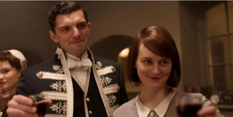 Sophie McShera & Michael Fox Interview: Downton Abbey