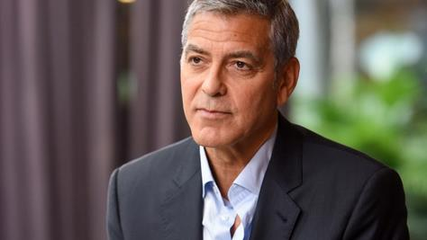 George Clooney Responds To Blacklist Claim Of ER Actress