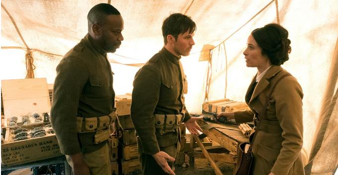 Timeless Season 2 Review: The Series Returns With A Clearer Idea of Where It's Going