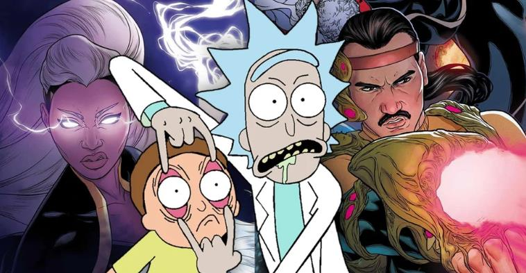Marvel Confirms The X-Men Love Rick & Morty Too