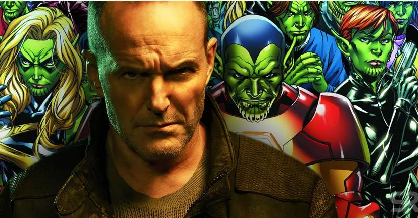 Agents of SHIELD Is Finally Bringing A Secret Invasion To The MCU