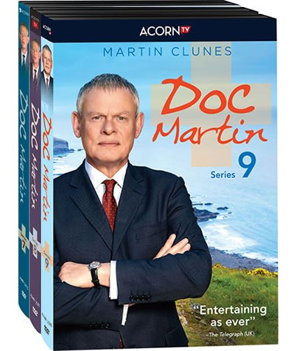 Doc Martin Complete Series 7-9 DVD ON SALE (7-Disc 2020)