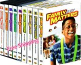 Family Matters Complete Series 1-9 DVD ON SALE (27-Disc 2020)
