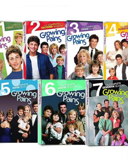 Growing Pains Complete Series 1-7 DVD ON SALE (22-Disc 2020)
