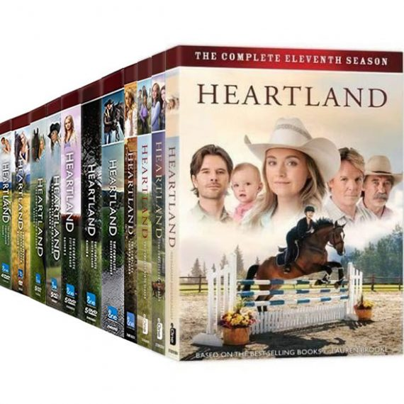 Heartland Complete Series 1-11 DVD ON SALE (54-Disc 2020)
