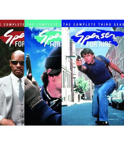 Spenser for Hire Complete Series 1-3 DVD ON SALE (16-Disc 2020)